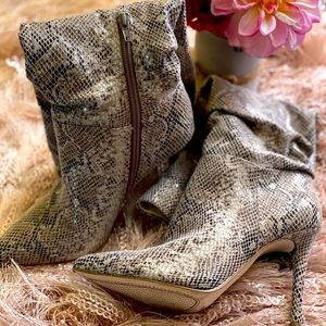 Everything is better in boots!